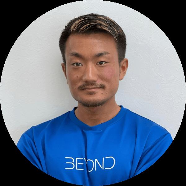 ビヨンドジム浦和店パーソナルトレーナー Jun Suzuki