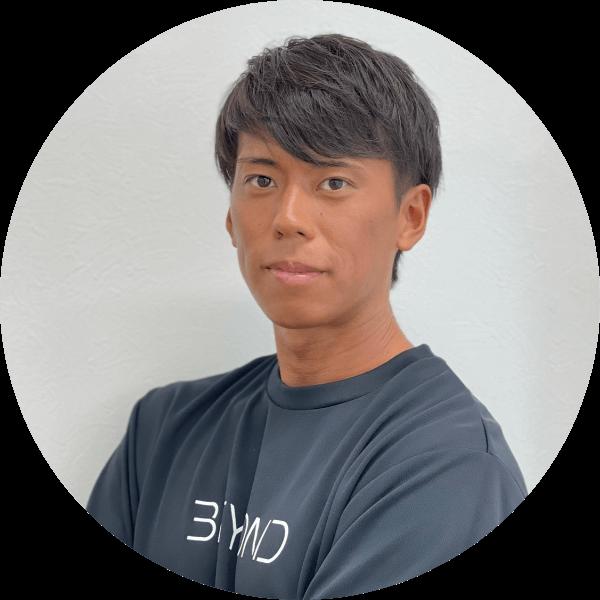 ビヨンドジム浦和店パーソナルトレーナー Daiki Uesugi
